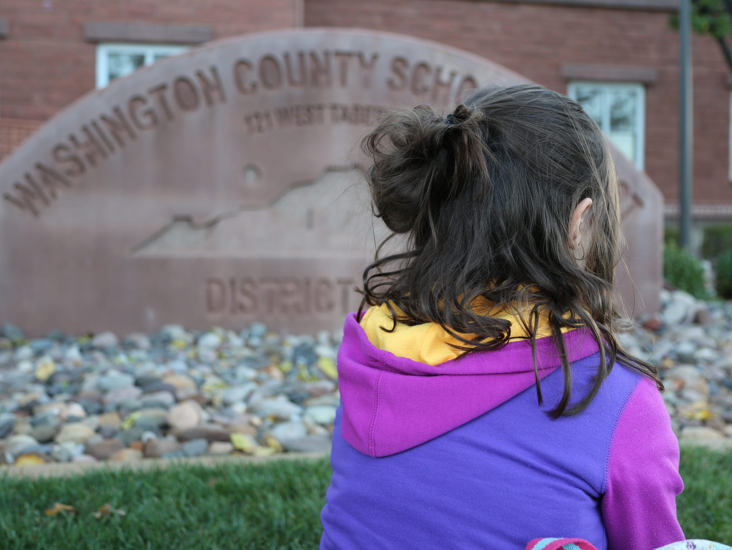 Washington and Iron County School Districts in Southern