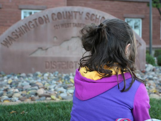 Southern Utah's school districts continuously report having hundreds of homeless students within their schools. In Washington County, there are 700 students who are homeless this year. Through fundraisers like Step Up in St. George, these children and their families get necessary items they need.