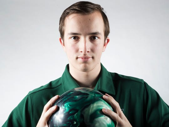 Wyatt Smith, Island Coast High School bowling finalist