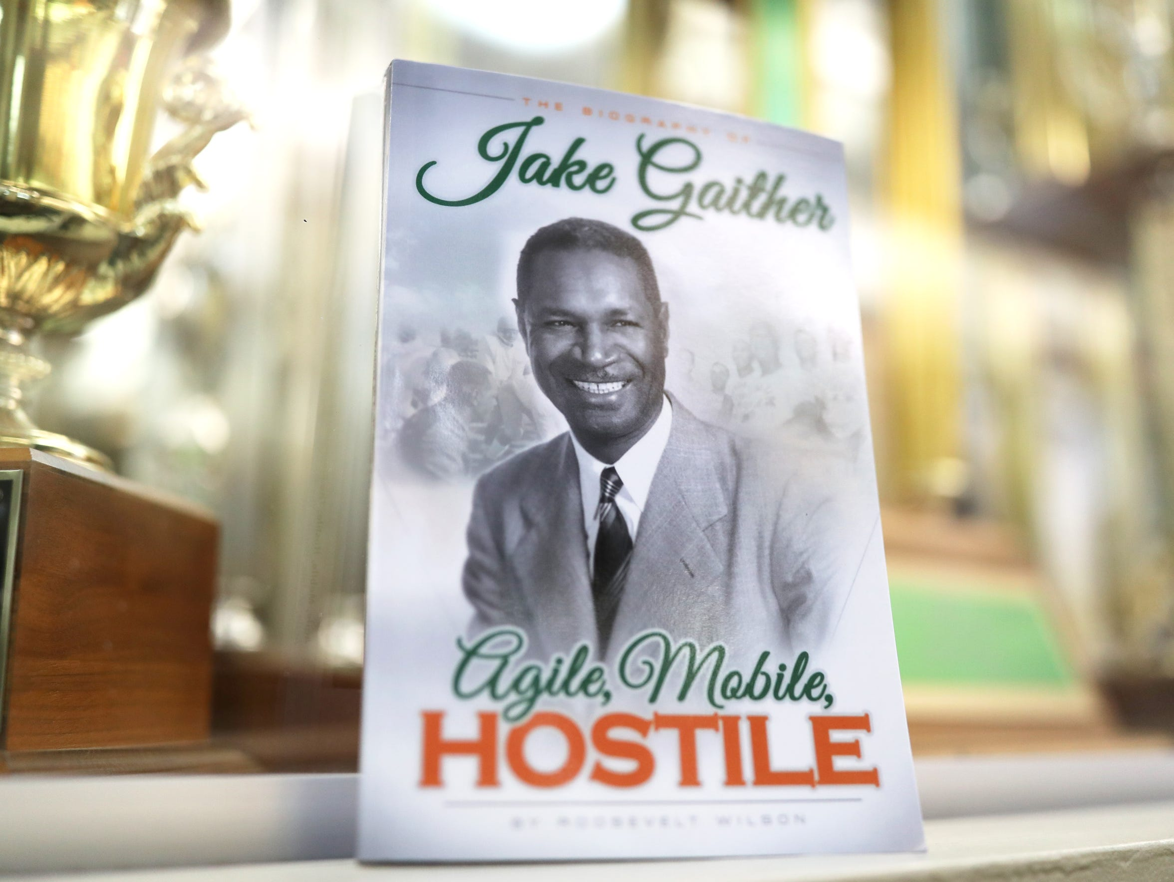 Roosevelt Wilson's soon to be released biography on