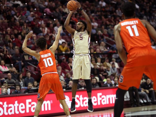 Junior guard PJ Savoy returned against Notre Dame and could bring a boost to Florida State's offense.