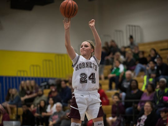 Jayde Tschritter and her Flour Bluff teammates aim to return to the Region IV-5A tournament for the second consecutive year.