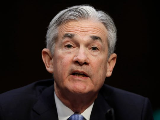 Fed Chairman Jerome Powell is set to testify before the Senate banking committee Tuesday.