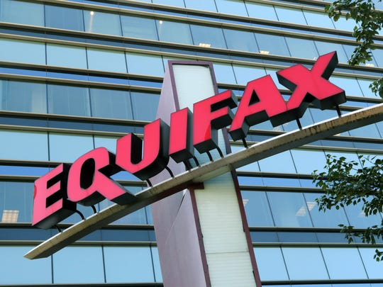 A general view of the Equifax building in Atlanta,