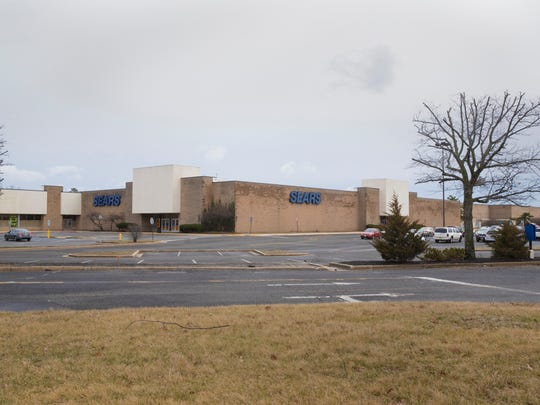 Ocean County Mall, and Sears in the Mall, which will be closing this Spring.