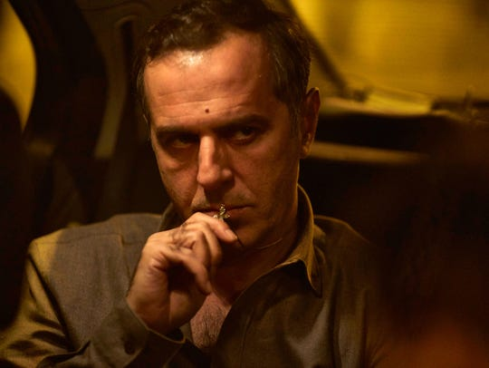 Vadim Kalyagin (Merab Ninidze) is a Russian crime lord