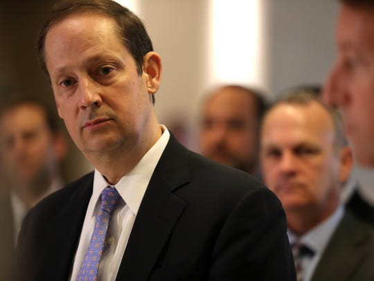Former Senate President Joe Negron was a strong advocate for changing the way nursing homes are paid.