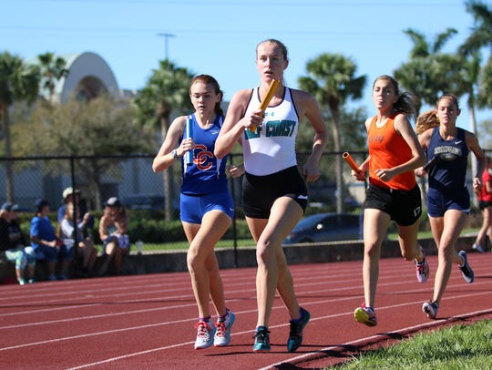 Southwest Florida athletes compete at the 54th Annual