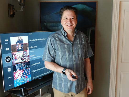 Garth Ancier cut the cord to watch TV via the YouTube TV app on Apple TV.
