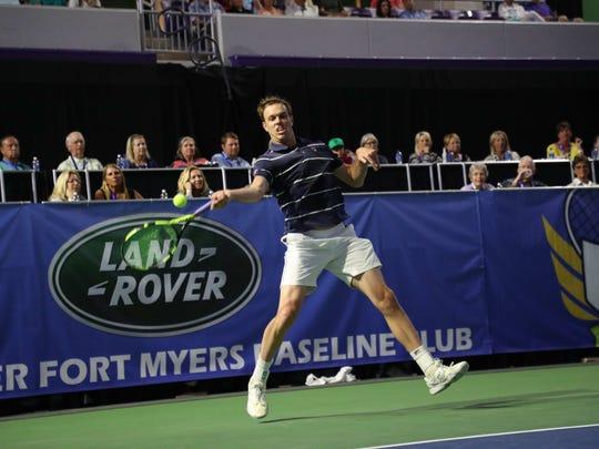 Madisen's Match, a pro tennis classic benefitting the