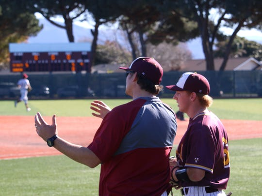 The Hartnell Panthers baseball team have won six of
