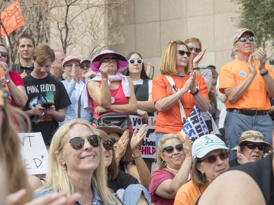 Thousands of Valley residents participate in March