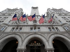 Trump's company earned $40M from Washington hotel in 2017, disclosure shows
