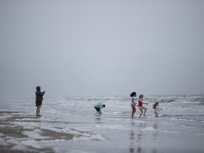 Bolivar Galveston Exemplify What Can Happen After A Hurricane