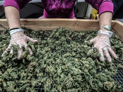 This is the second time a California town rejects medical and recreational marijuana. Some feared a federal crackdown