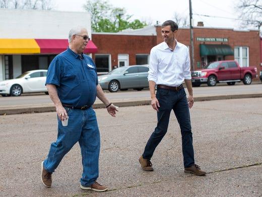 Beto O'Rourke raises $10.4 million against Ted Cruz in ...