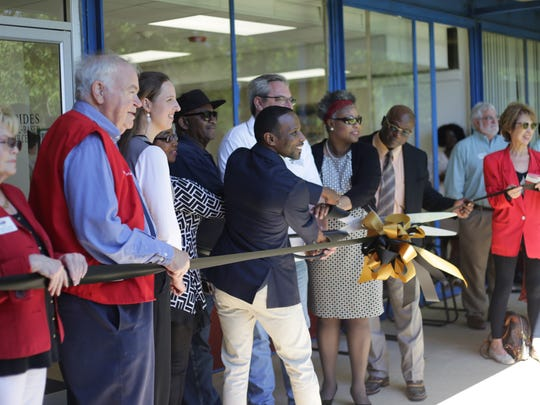 Trinity Community Health Centers of Louisiana opens its newest school clinic Thursday at Alexandria Middle Magnet School.