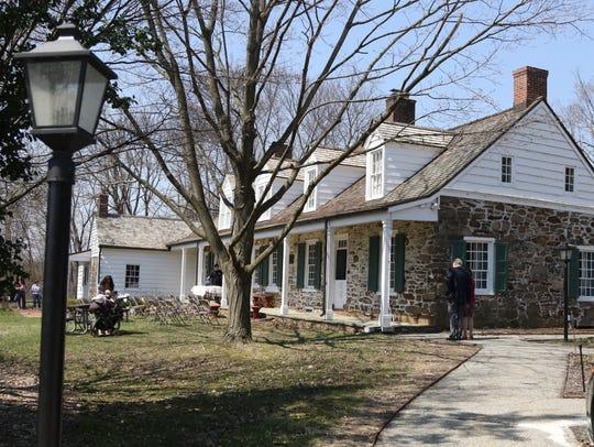 The Van Riper Hopper-House Museum on Berdan Avenue