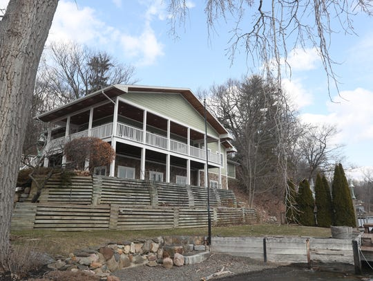 This 3,700-square-foot home on Keuka Lake sold for