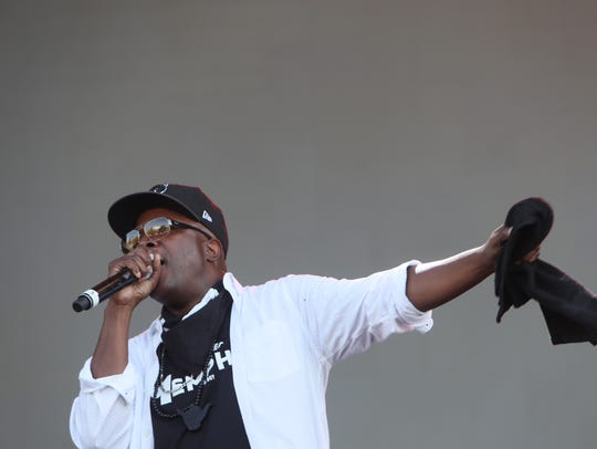 Al Kapone will perform as part of the Celebrate Memphis event at Tom Lee Park on May 25.