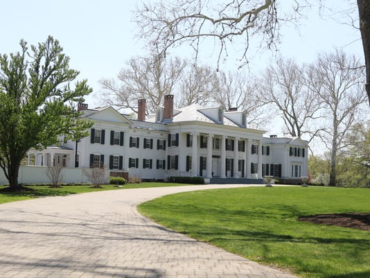 First Lady Tammy Murphy is working on upgrading Drumthwacket, the New Jersey Governor's residence. She hopes to put the mansion to more use than previous administrations.