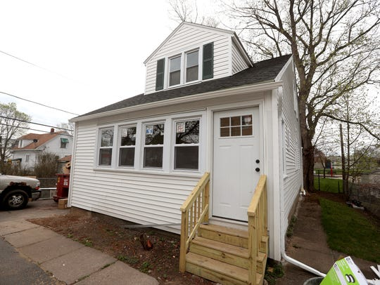 Investor Pete Lezeska is planning to flip two homes;