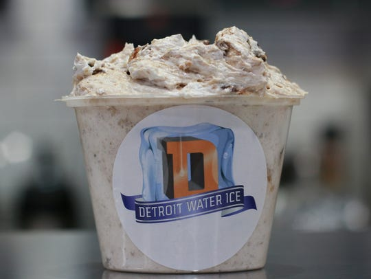 Motown Mash from the Detroit Water Ice Factory.