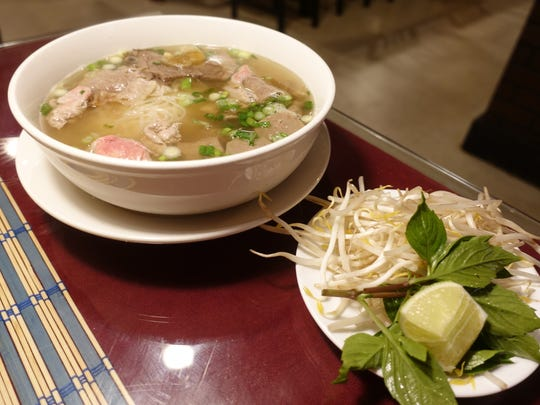 The special pho (dac biet) from Saigon Pho in Wappingers