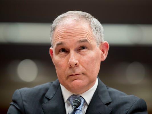 AP EPA PRUITT DEFENSE FUND A USA DC