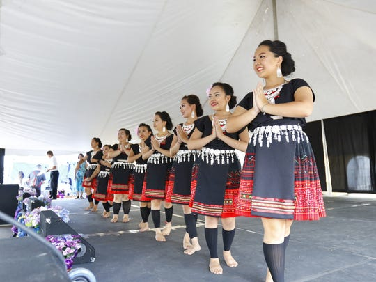 The Hmong Wausau Festival in 2017 brought thousands of visitors to Wausau.