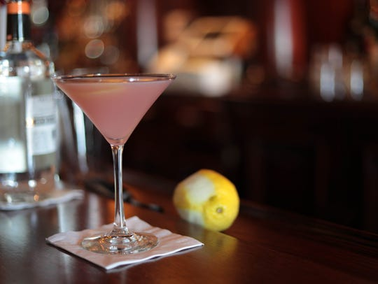 The CosmoPaul is the house specialty at Paul Bar in