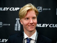 Sabres coach Phil Housley won't confirm top pick: 'It's going to be an exciting player'