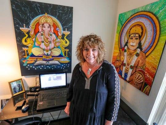 Lainie Sevante' Wulkan. She is the founder of the Holistic