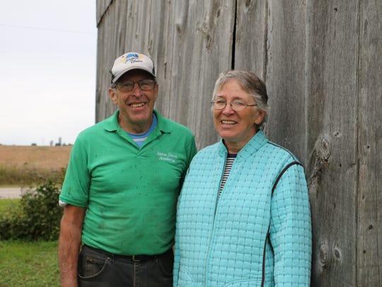 Michael and Nancy Slattery