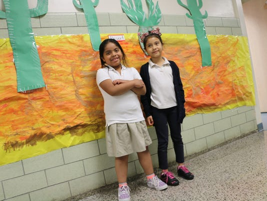 Literacy project at Clinton School in Plainfield