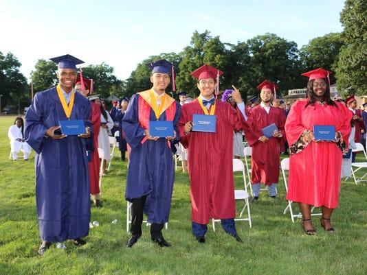 Plainfield High School Class of 2018