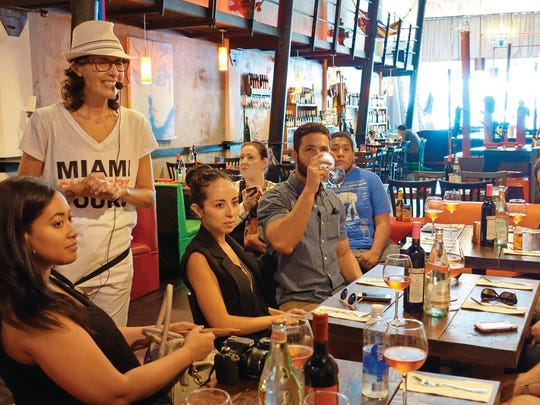 Miami Culinary Tours offers four walking food tours,