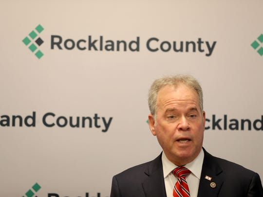 Rockland County Executive Ed Day plans to sign off on the Rockland Community College $66.8 million budget for 2018-19, which includes $17.5 million in county dollars.
