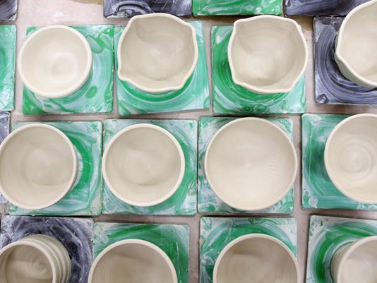 Bowl-A-Thon: Making Empty Bowls