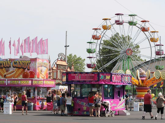 Marion County Community Services is recruiting volunteers for the Marion County Fair, set for July 12 to July 15.