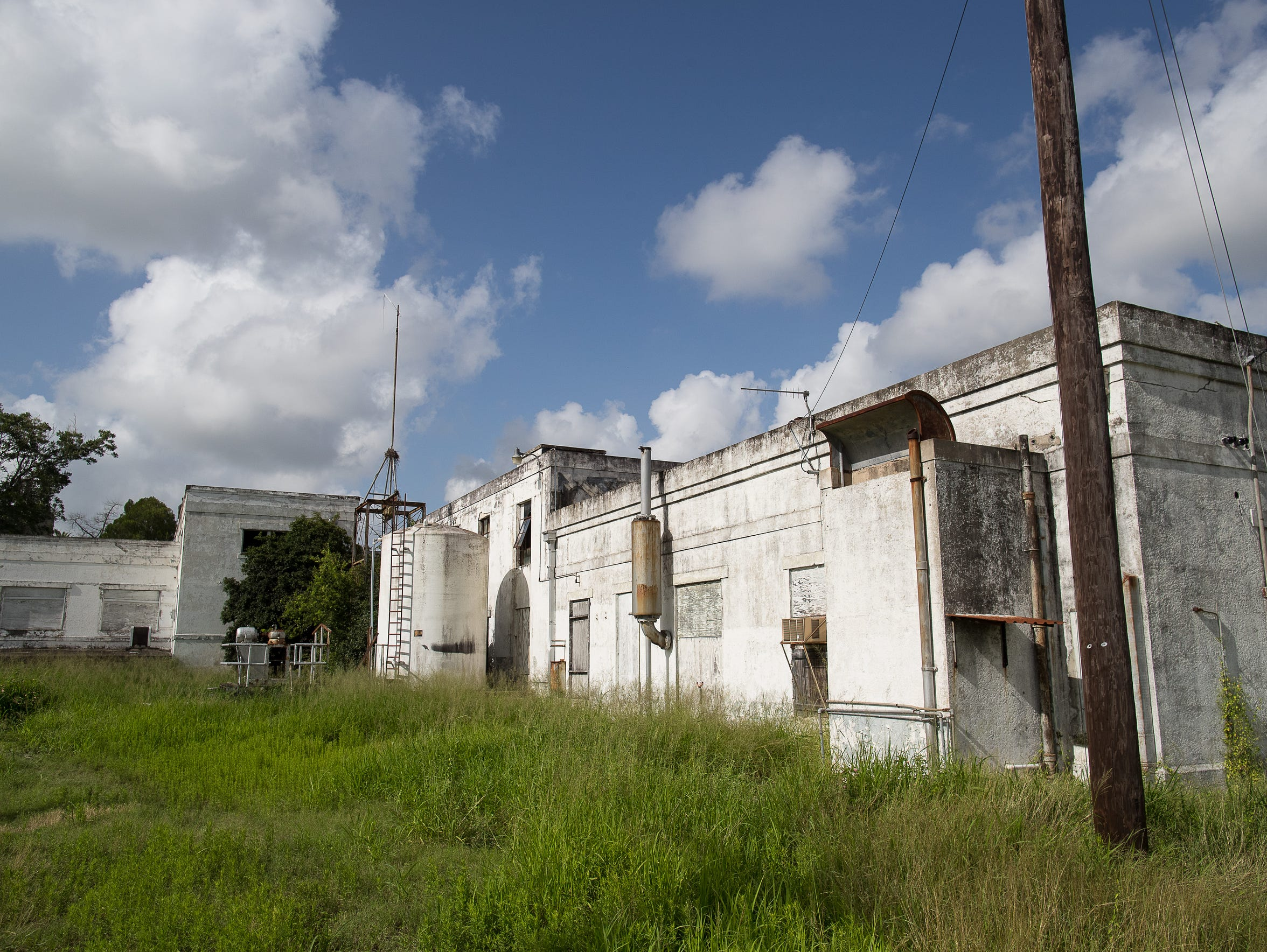 The City of Corpus Christi's Cunningham Water Plant