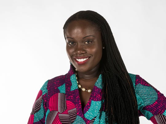 Former citizen member to The News-Press editorial board Yemisi Oloruntola-Coates.