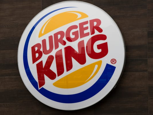 #file Burger King Stock Photo