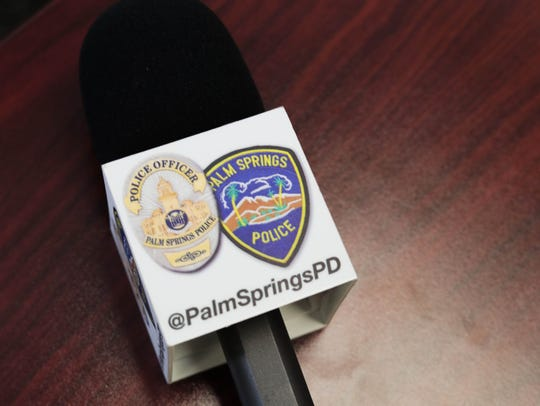 Palm Springs Police Department uses social media to