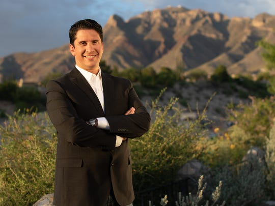 District 1 candidate Carlos Corral