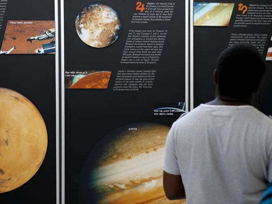 ArtZeum Outer Space! lecture