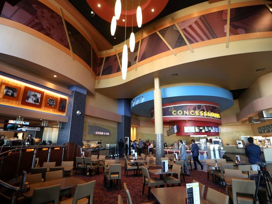 CMX Cinemas Fallschase, which will officially open