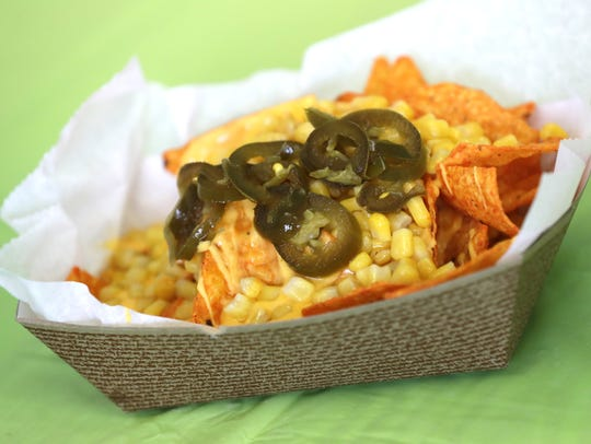 Doritos Locos is made with jalapenos, cheese sauce,