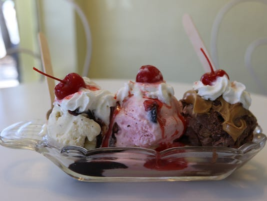 Independent Ice Cream Shop