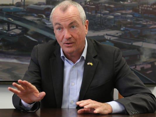 New Jersey Governor Phil Murphy talks with The Record statehouse reporter Dustin Racioppi about Murphy's first six months as governor.